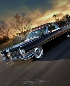 '64 Cadillac Coupe DeVille