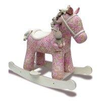 balancín caballo pasley rosa