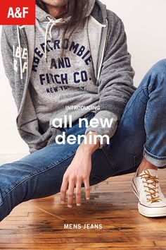 New washes, new fits, new details and even new names. We've updated our denim to fit your story—anywhere and everywhere you go. From a distressed finish to added stretch, find new favorite pairs.