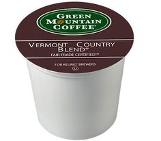 Green Mountain Fair Trade Vermont Country Blend 108 K-Cups   12 Bonus K-Cups * Hurry! Check out this great item : K Cups