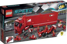 LEGO Speed Champions F14 T   Scuderia Ferrari Truck - 75913 Ferrari 994f37632d