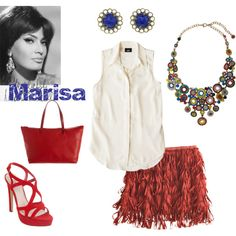 Marisa Mell by connie-collier-cain on Polyvore