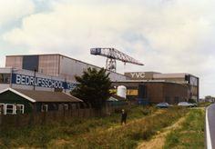 Veerdiensten Capelle aan den IJssel (jaartal: 1980 tot 1990) - Foto's SERC