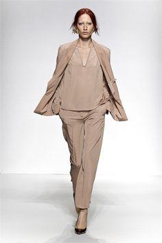 .normaluisa spring summer 2013 collection - Milan Fashion Week