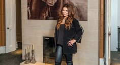At home with Natasha Koifman via Dolce Magazine  link: http://www.dolcemag.com/successstories/at-home-with-natasha-koifman/15744