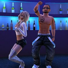 An awesome Virtual Reality pic! Tonight on avakin life. Casey & josh got a little wild at the lounge #powercouple #avakinlife #avakin #avakin_life #virtualreality #prettygirl #420 #high #highsociety #stonernation #sims #secondlife #imvu #bar #blue by callme_caseyy check us out: http://bit.ly/1KyLetq