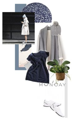 """""""postcard from far away"""" by dear-inge on Polyvore featuring Royal Doulton, Radley, adidas, UGG Australia and By Zoe"""