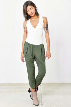 Silence + Noise Blaire Jogger Pant - Urban Outfitters