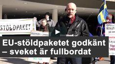 Idag 24 mars 2021, röstar riksdagen om en kraftigt utökad EU-budget för de kommande sju åren. Dubbelt så hög som de sju föregående – 1824 miljarder. Euro. Här har det s k stödpaketet gömts undan. 772,5 miljarder euro, som få svenskar ens har hört ... Budget, Budgeting