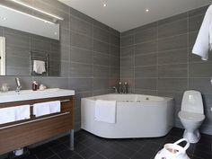 Från 2011 nytt badrum med bubbelbadkar Decor, Bathtub, Corner Bathtub, Alcove, Home Decor, Bathroom