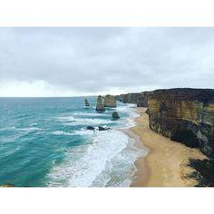 #Australia #melbourne #12apostles #traveling #vacation by evil0429 http://ift.tt/1ijk11S