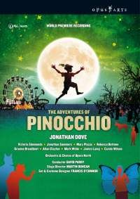 Jonathan Dove - The Adventures of Pinocchio [Blu-ray] [Francia] Dvd Blu Ray, Conductors, Orchestra, Activities For Kids, Opera, Thing 1, Adventure, Italy, Magic