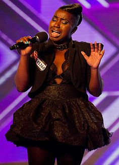 "Misha B. X Factor audition with  ""RESPECT"" by Aretha Franklin"
