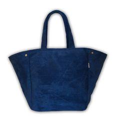 Bag BOAT in 3 shaper dark blue http://www.totostyle.pl/