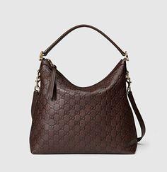 € 1290 - Gucci - borsa a spalla miss GG in pelle guccissima 326514AA61G9022
