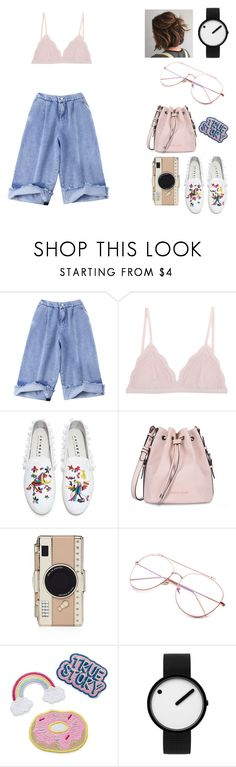 relax beuty by enmaandrea-1 on Polyvore featuring Cosabella, Joshua's, Armani Jeans, Rosendahl and Kate Spade