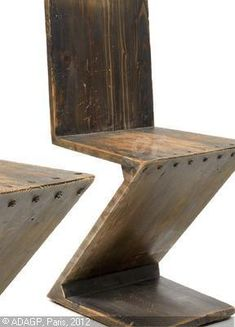 10 Best Chairs Images Chairs Woodworking Zig Zag