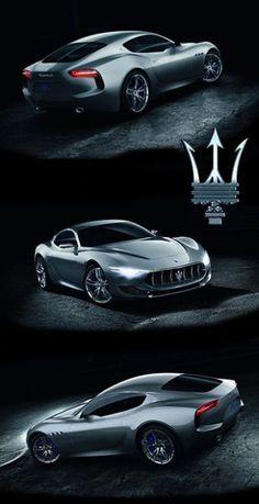 Constructed with the utmost attention to detail, every Maserati is a true masterpiece of Italian design. Here are 51 stunning Maserati cars! Luxury Sports Cars, New Sports Cars, Sports Car Brands, Maserati Ghibli, Maserati Car, Audi R8, Carros Lamborghini, Lamborghini Gallardo, Dream Garage