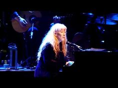 """Loreena McKennitt - The Old Ways (Live In Warsaw)    """"Suddenly I knew that you'd have to go  My world was not yours, your eyes told me so  Yet it was there I felt the crossroads of time  And I wondered why    As we cast our gaze on the tumbling sea  A vision came o'er me  Of thundering hooves and beating wings  In clouds above"""""""