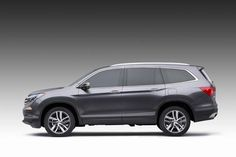 Honda Has A Long Elished Retion For Going Its Own Way But With The 2016 Pilot Company Is Swerving Back Toward Mainstream