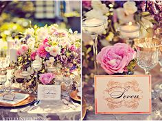 Luxe Boho Wedding Inspiration / Tamiz Photography / CountDown Event Planning and Design / via StyleUnveiled.com
