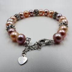 14d5defe1 Las 59 mejores imágenes de Pulseras de perlas