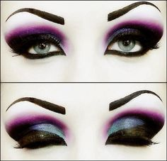 Purple Crease