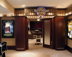 Home Movie Theater Room Design, Pictures, Remodel, Decor and Ideas - page 8