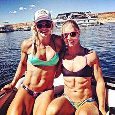 Brooke Ence & Jenny Labaw