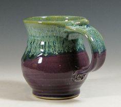 Coffee mug ceramic tea cup pottery glazed in by hughespottery, $25.00