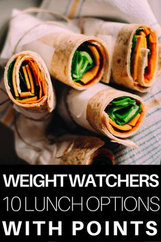 If you're on the Weight Watchers diet you'll love these delicious Weight Watchers recipes for breakfast, lunch, dinner, & dessert with points & smart points! Meal planning and weight loss on the Weight Watchers diet has never been easier! Did I mention the 10 snacks under 1 smart point? All of these recipes are fabulous, but the instant pot breakfast is my favorite! #weightwatchersrecipes #weightwatchers