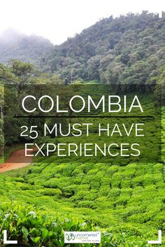 An Experiential Travel Guide to Colombia: 25 Ideas to Get You Started Travel tips 2019 A guide to experiencing Colombia, including 25 of the best things to do + practical travel tips for your trip to South America. Columbia South America, South America Map, South America Destinations, Latin America, Central America, Travel Destinations, Trip To Colombia, Colombia Travel, Travel Advice