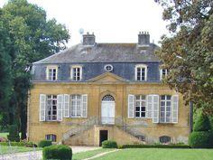 XVlllth Century Chateau, Champagne, Ardenne