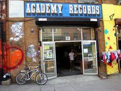 Vinil Records Shop - New York