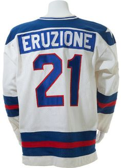 Mike Eruzione's 'Miracle on Ice' 1980