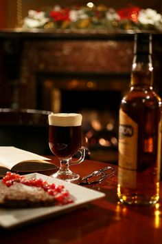 Irish Coffee Granville Hotel, Waterford Irish Coffee, Lunch Menu, Red Wine, Alcoholic Drinks, Bar, Website, Room, Bedroom, Liquor Drinks