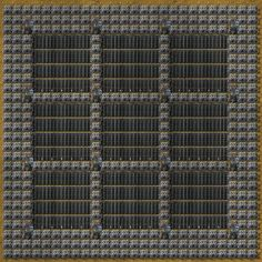 Factorio Design Collection