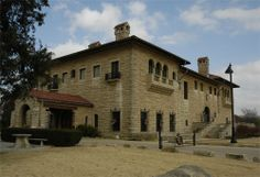 Marland Mansion by Cindy Downes - Oklahoma Homeschool
