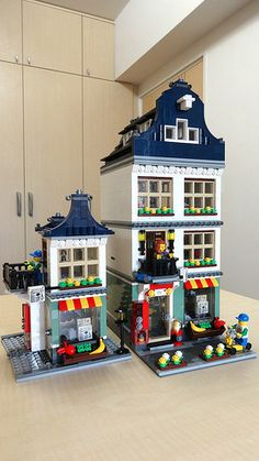 lego 31036 Toy & Grocery Shop | by luchiehyoung