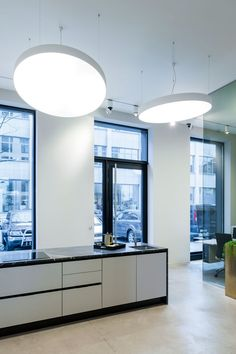 Siematic showroom (BE) - Project - Delta Light