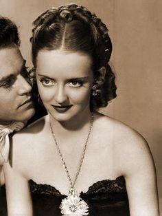"Bette Davis Estate | Bette Davis and Henry Fonda in ""Jezebel"""