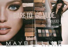 Allure Magazin 08 2014 Nude Tones Product Ad