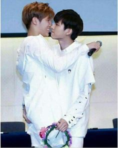 Woogyu❤ Like... Can they just get married?