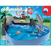 "Playmobil Dolphin Pool (5927) - Playmobil - Toys ""R"" Us"