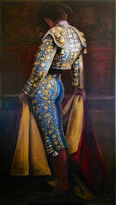 Spanish style – Mediterranean Home Decor Matador Costume, Flamenco Dancers, Lesage, Gold Work, Spanish Style, Spanish Heritage, Oeuvre D'art, Beautiful People, Spain