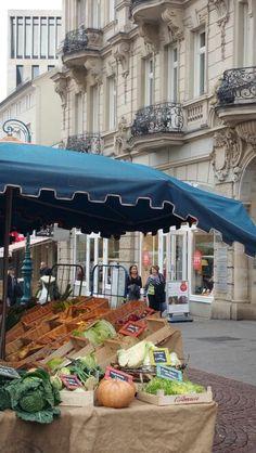 Market Day Wiesbaden