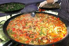 Having a Paella party in Orlando? Call for Paella Party Catering services and we will handle all your catering requirements in the most swiftest manner you've ever seen.