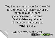 I am dating a single mom