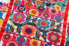 mexican stitch pattern - Google Search