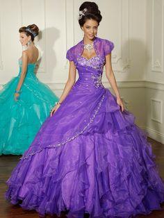 Magnificos vestidos de Quince Años | Vestidos de fiesta de quinceañeras